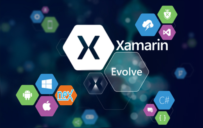 Xamarin app development