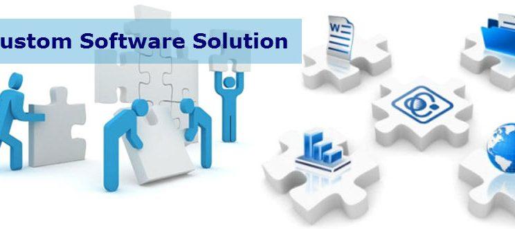 Custom software solution