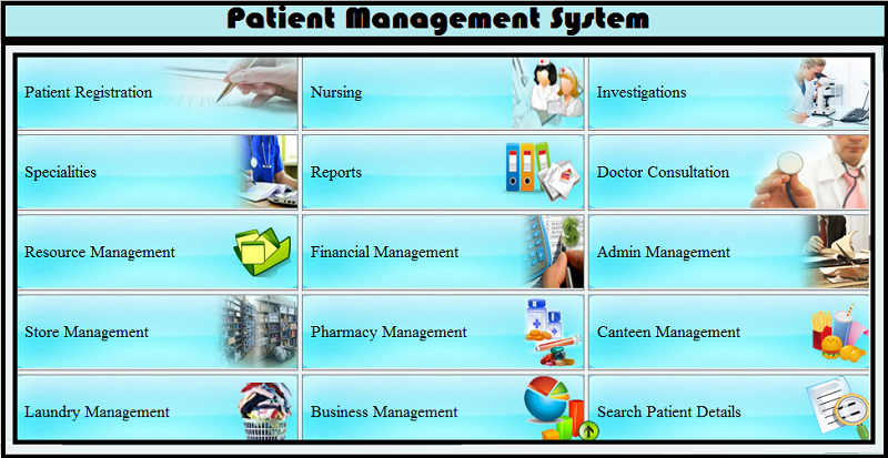Hospitals Rely On Patient Management Systems For Better Performance