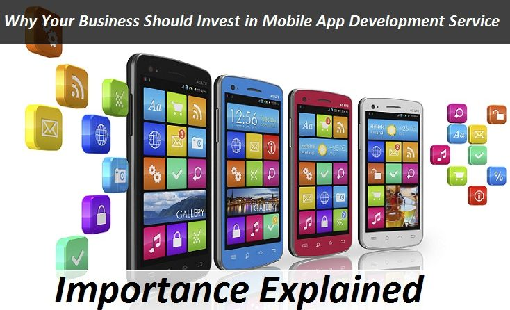 Invest in Mobile App Development