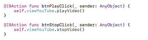 How to Make the Use of YouTube Player in Swift? |  Net Updates