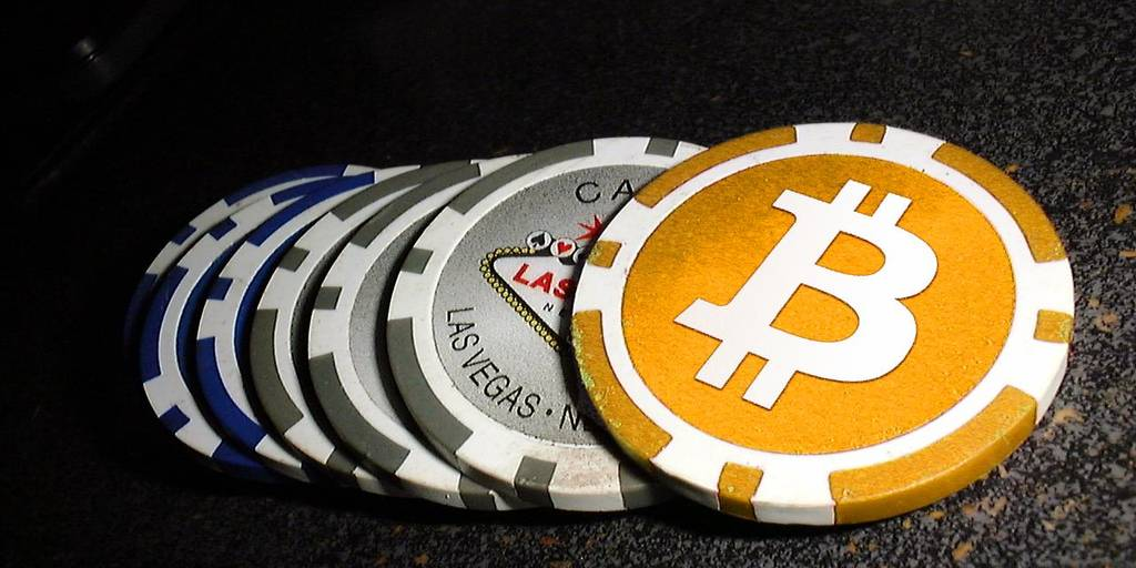 online casino bitcoins
