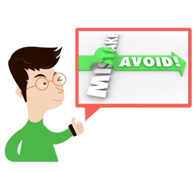 avoid error