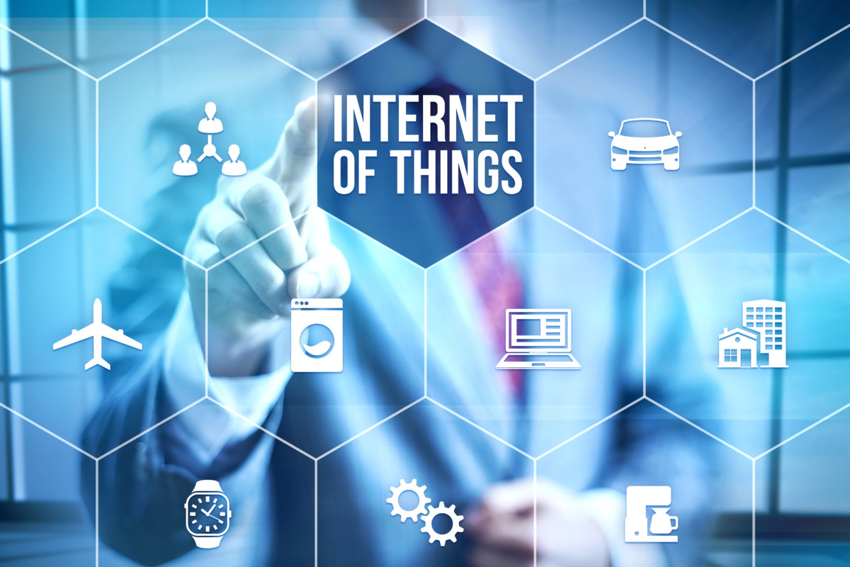 How the Internet of Things is Doing Wonderful Things with Apps