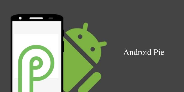 Android Pie - App Development