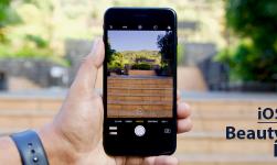 iOS 12.1 selfie camera