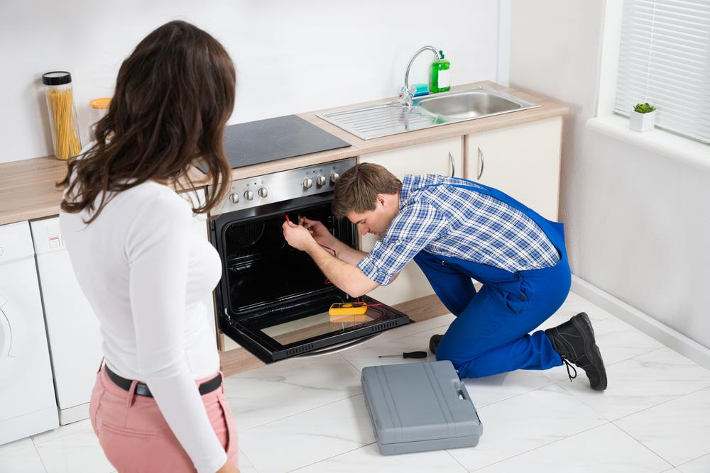 The Best Spots To Install Your Oven