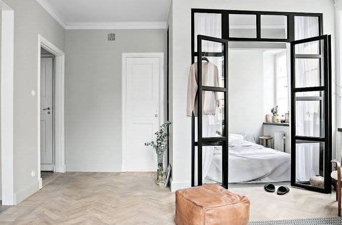 interior hardware fittings for door