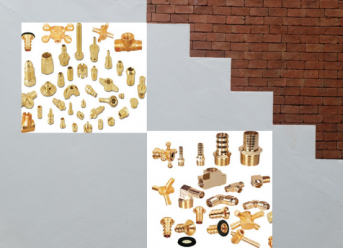 Brass turned components exporters