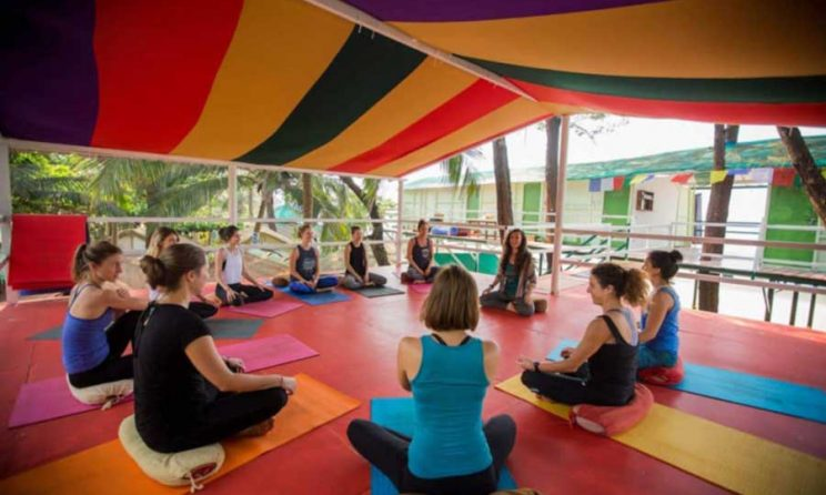 EVA yoga mats