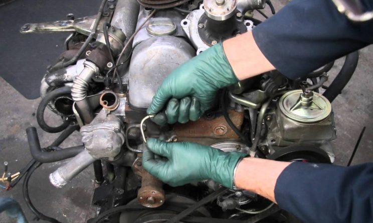 diesel engine water pumps